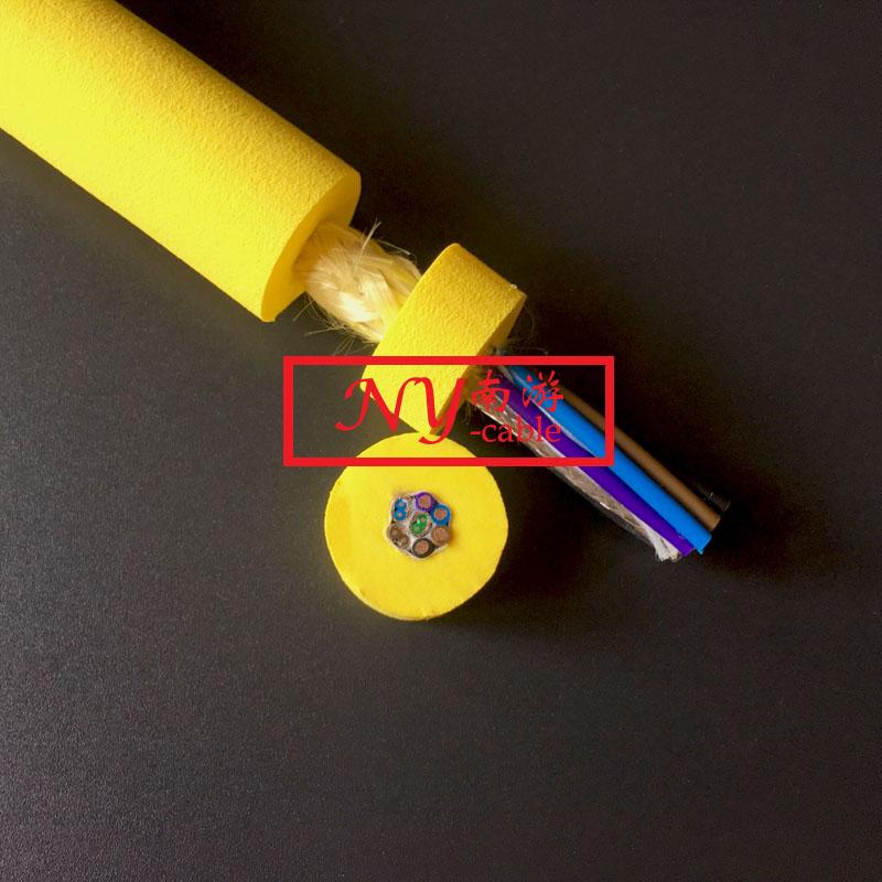零浮力电缆,防海水电缆,漂浮电缆