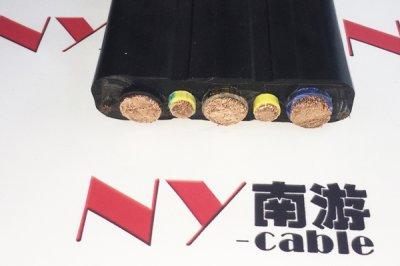 YFFB行车扁电缆4×25+1×16mm²翻