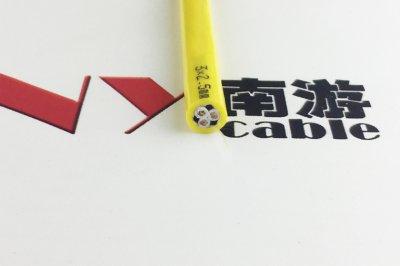 耐海水聚氨酯电缆-圆线及扁